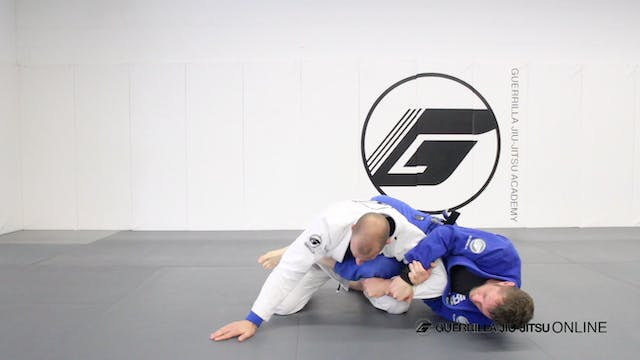 Knee Shield Kimura System Part 3 - Ba...