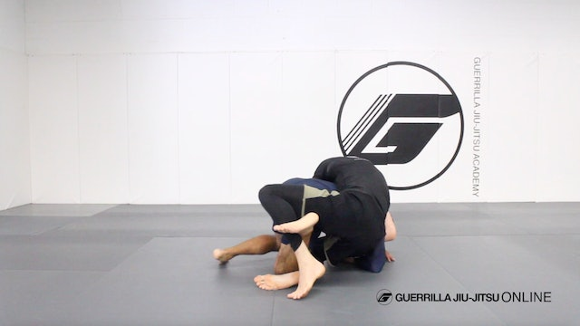 Long Step Connections Part 2 - Long Step to Heel Scrape Back Take