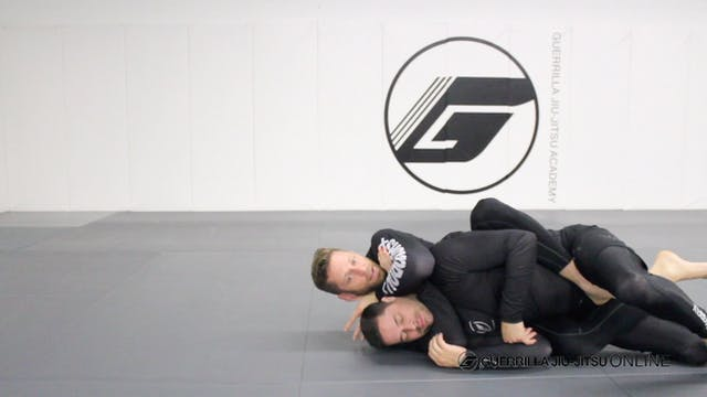 Back Take - Wrist Shackle Breakdown -...