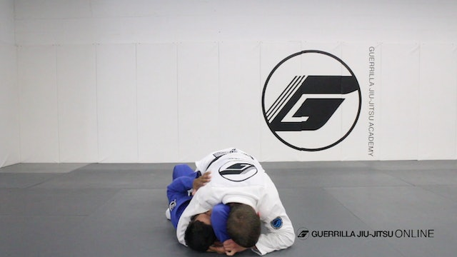 "Arm Triangle: Counter the ""Answer the Phone"" Defense with a Wrist Lock"