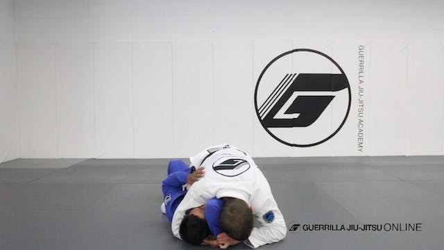 "Arm Triangle: Counter the ""Answer the..."