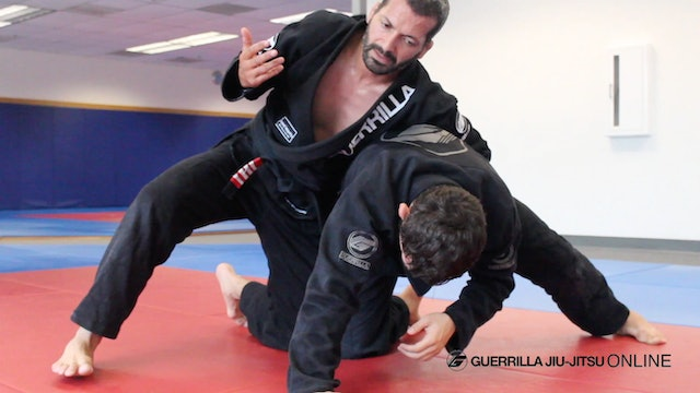 Instructor Training with Dave Camarillo Part 1 - Front Headlock and Peak Out