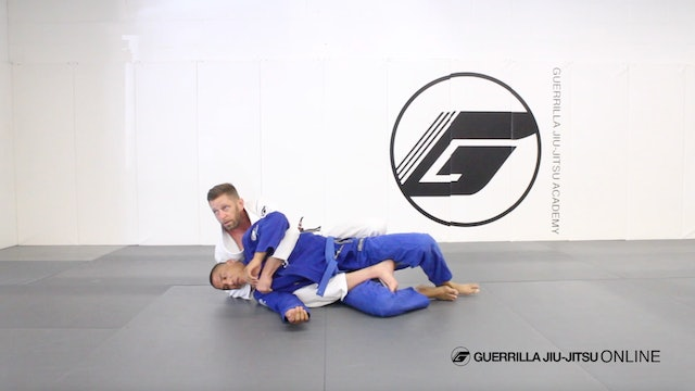 Beginner's Essentials: Simple Back Choke System Part 1