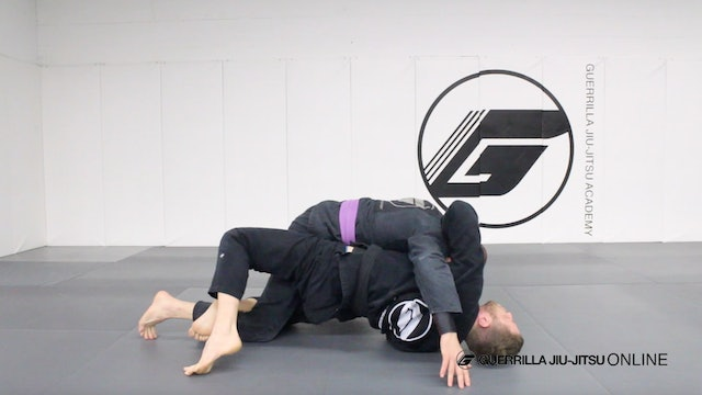 Under Hook Battle Drill - Recover Under Hooks from Bottom and Top