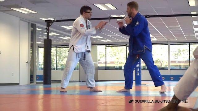 Matt Darcy Closes Instructor Training with Judo Takedown Tips