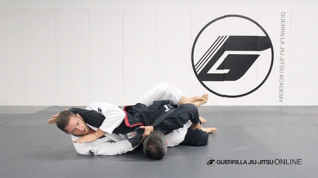 Closed Guard - Lapel Wrap System Part 5 - Defeat the Sao Paolo Pass