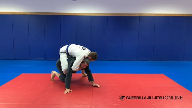 Back Control for Kids -  Lesson 2