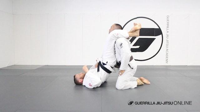 Triangle Choke Giants - Two Step Triangle