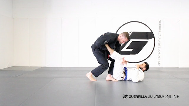 Beginner's Essentials - Basic Straight Ankle Lock