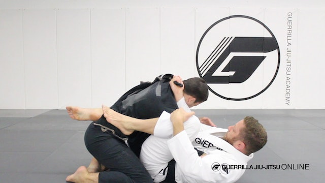 Closed Guard - Lapel Wrap System Part 4 - Arm Destroyer Wrist Lock