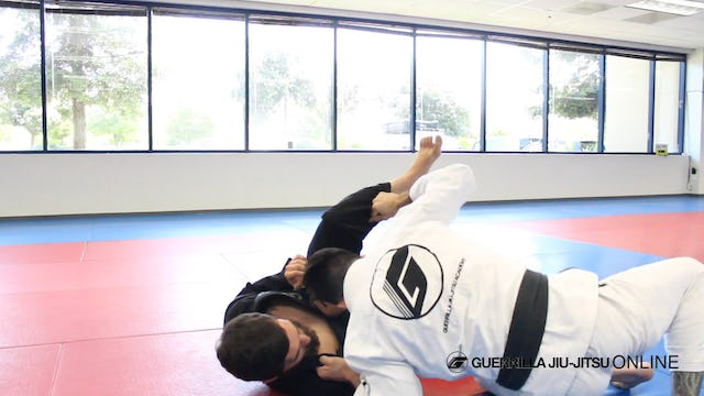 Half Guard: The Basics of the Long Step Pass