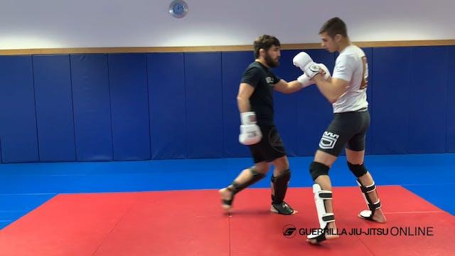 How to Block Kicks