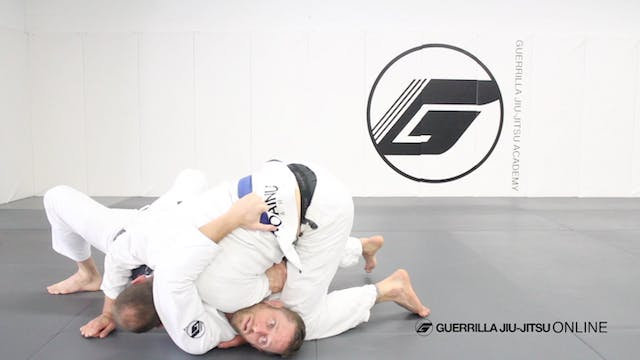 Escapes: Side Control Reversal