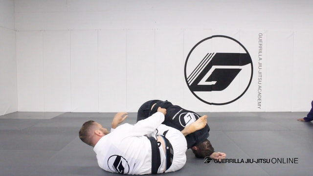 Omoplata to Armbar to the Back Part 2 - How I do it