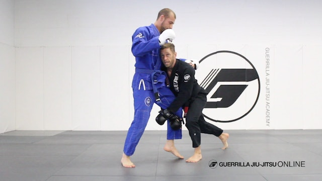 Combative Distance Thread - Part 2 - Jab Footwork to Single Leg Setup