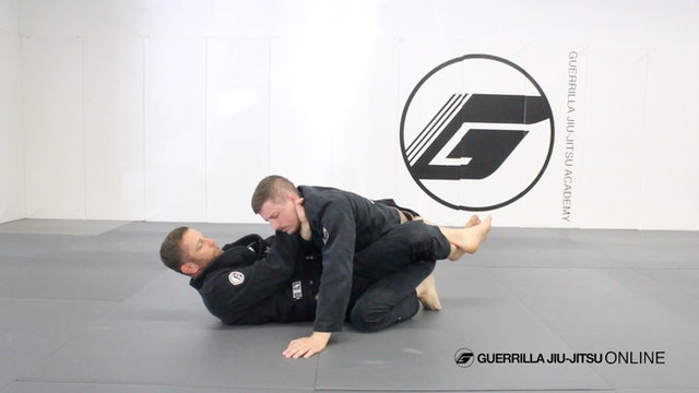 Beginner's Essentials - Tradition Closed Guard Cross Choke