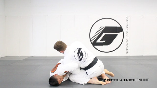Re-Kimura - Counter the Kimura from Half Guard