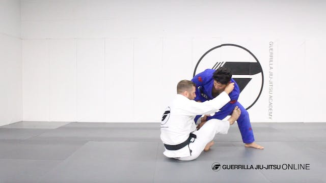 Developing De la Riva Guard Part 3 - ...