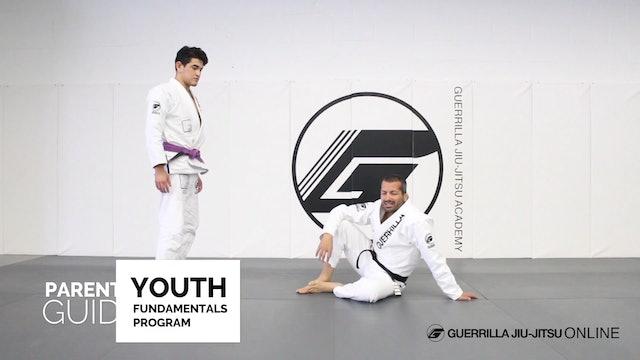Parents Guide - Knee Shield