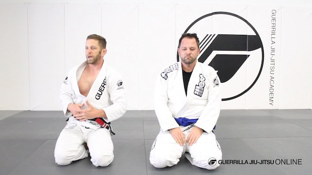 Recover Closed Guard from Bottom Side Control