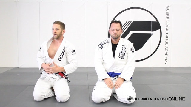 Recover Closed Guard from Bottom Side...