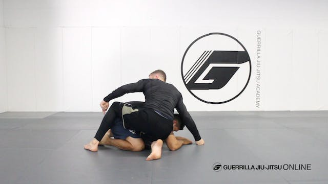 Heel Scrape Back Take from Turtle - P...