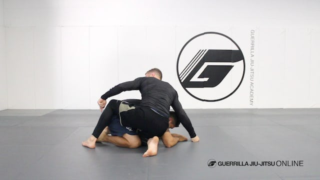 Heel Scrape Back Take from Turtle - Part 1