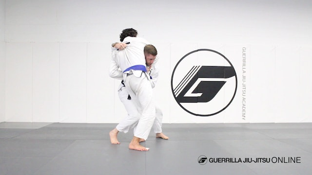 Guillotine Counters for Self-Defense