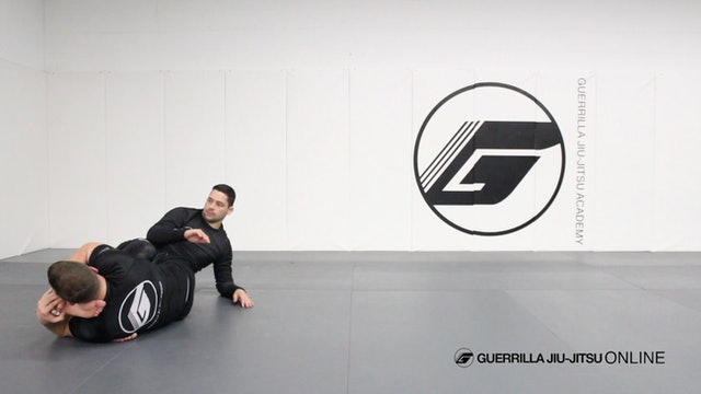 X-Guard - Knee Bar