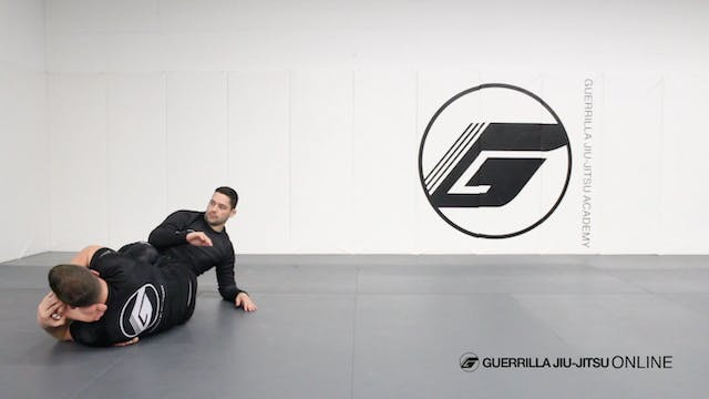 X-Guard - Knee Bar