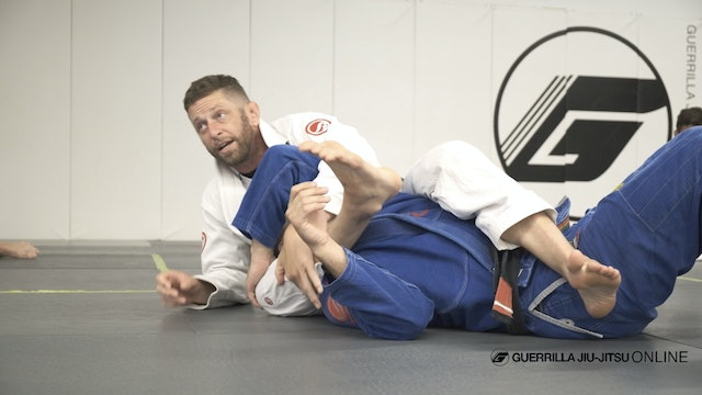 Attacking The Turtle Position Part 3 - Transitioning to the Triangle