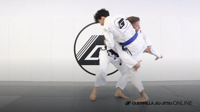 Kids Fundamentals - Double Leg Takedown