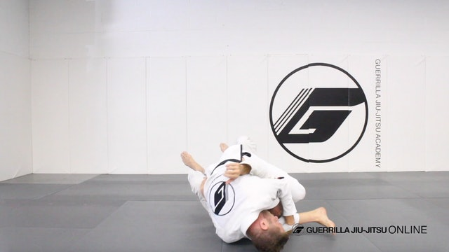 Triangle from Side Control Part 2 - Under Hook Entry.