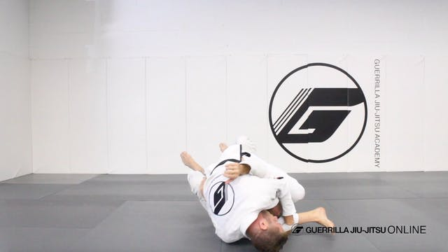 Triangle from Side Control Part 2 - U...