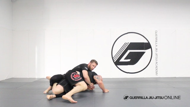 High C to Back Body Lock - Forward Trip to Heel Scrape Back Take