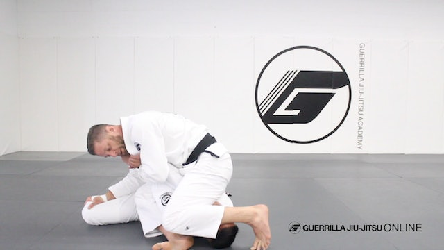 S-Mount - Untie the Defense and Finish the Armlock on Top
