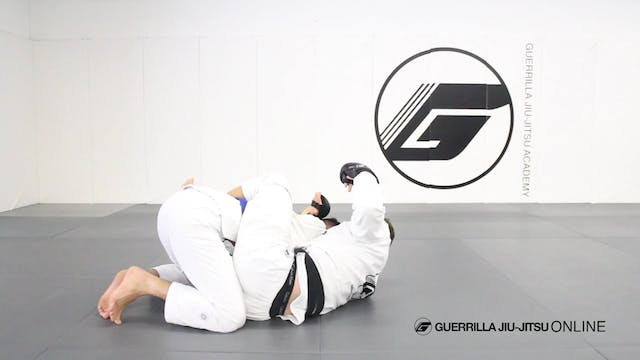 Combatives - Closed Guard Underhook C...