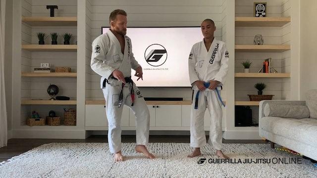 Wrestling Fundamentals - Defending the Single Leg Part 1