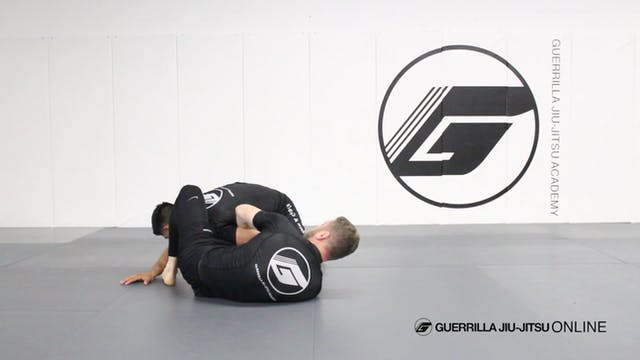 Knee Shield Kimura System Part 2 - Ki...