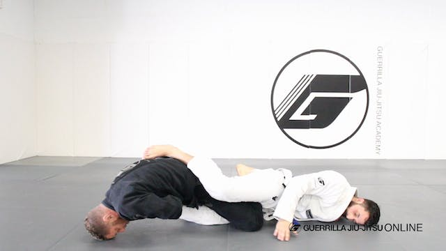 Basic Straight Ankle Lock - Belly Dow...