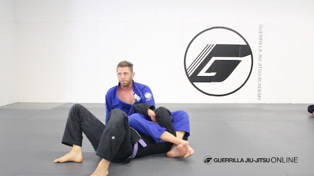 Standard Armlock Position (SAP) - Head Side and Leg Side with a Post Control