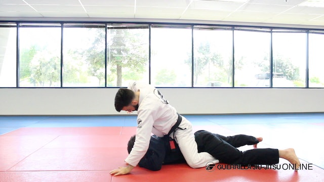 Adult Promotion Demos - White Belt 3rd Stripe