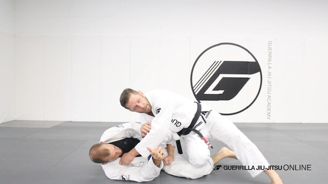 Q&A - How do I pass the Knee Shield Half Guard?