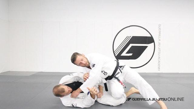 Q&A - How do I pass the Knee Shield Half Guard?