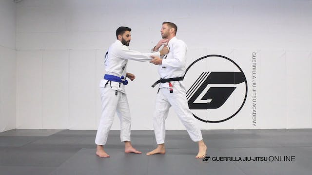 Judo Gripping - Basic Grip Breaks and...