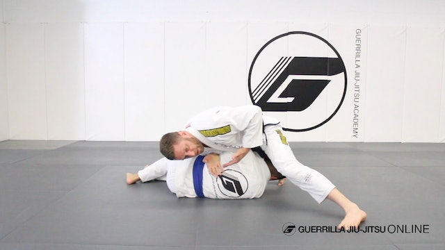 Beginner's Essentials - Under Hook to Kimura