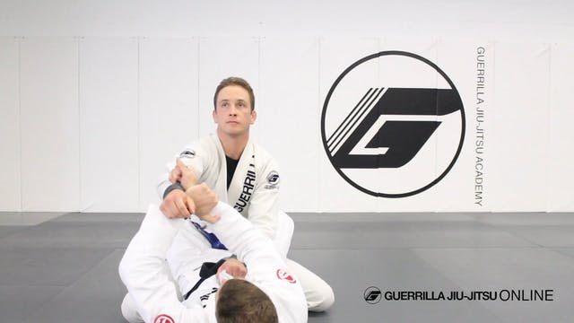 Q&A - How do I stop my closed guard f...