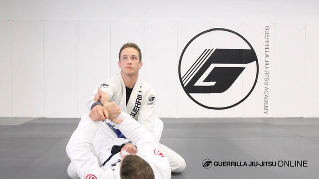 Q&A - How do I stop my closed guard from being passed immediately