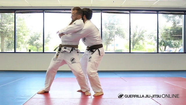 Adult Promotion Demos - White Belt 2nd Stripe