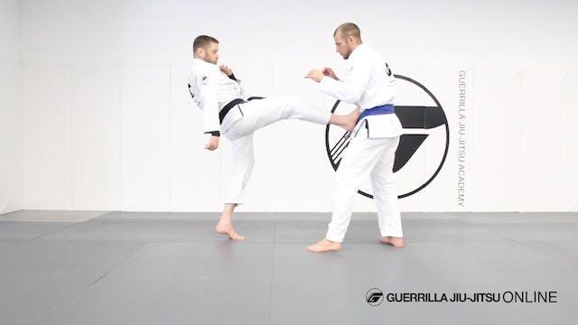 Keep Distance - Simple Leg Kicks and ...